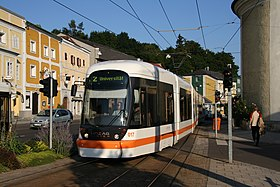Image illustrative de l'article Tramway de Linz