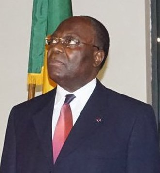 Clément Mouamba - Image: Clément Mouamba, July 2016