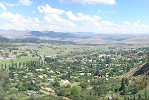 Clarens, Free State - Clarens