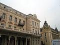 Classical facades of Georgia's capital.JPG