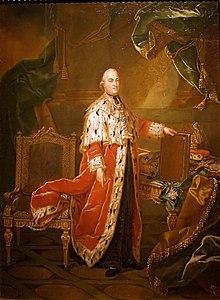 Clemens Wenzeslaus von Sachsen, Gemälde von Heinrich Foelix, kurz nach 1776 (Quelle: Wikimedia)
