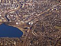 Cleveland Circle aerial view, December 2018.JPG