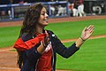Cleveland Indians 22nd Consecutive Win (36874293180).jpg