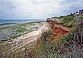 Cliffs, Old Hunstanton, Norfolk - geograph.org.uk - 760359.jpg