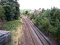Closed railway station at Burton - geograph.org.uk - 907353.jpg