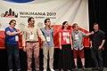 Closing ceremony Wikimania 2017 IMG 5660.JPG