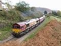 Coal train at Bedlinog (geograph 5966679).jpg