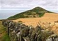 Coastal footpath near Maughold Head. Isle of Man - geograph.org.uk - 33285.jpg