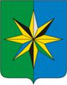 Coat of Arms of Verkhnekhavsky rayon (Voronezh oblast).png
