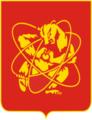 Coat of Arms of Zheleznogorsk (Krasnoyarsk krai).png
