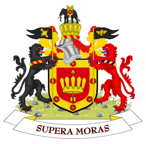 Metropolitan Borough of Bolton - Image: Coat of arms of Bolton Metropolitan Borough Council