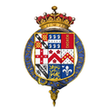 Coat of arms of Charles Spencer, 3rd Earl of Sunderland, KG, PC.png