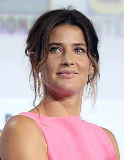 Cobie Smulders Canadian actress and model