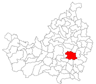 Cojocna Commune in Cluj, Romania