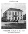 Colegio San José (Pitillas) - Foto de Emilio Pliego (La Avalancha, 1911).png