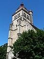 Collégiale Saint-Hippolyte, tour.jpg