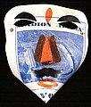 Collectie NMvWereldculturen, TM-2999-3, Masker, 'Papieren Tjap Go Meh masker', voor 1961.jpg