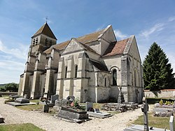 Colligis-Crandelain (Aisne) église Saint-Martin de Crandelain (02).JPG