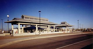 Columbus New Mexico Port of Entry
