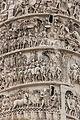 Column of Marcus Aurelius, detail, Rome, Italy.jpg