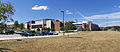 Comcast Center at UMCP, main entrance panorama, August 21, 2006.jpg