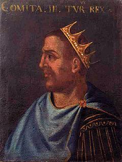 Comita II of Arborea Italian noble