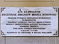 Commemorative plaque in Basilica of the Nativity of St Mary and St Nicholas in Bielsk Podlaski - 11.jpg