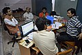 Conference Planning - Bengali Wikipedia 10th Anniversary Celebration - Jadavpur University - Kolkata 2014-12-05 1094.JPG