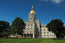 Connecticut State Capitol (36127791773)