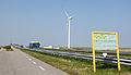 Connexxion van Oeveren bus Colijnsplaat Zeelandbruug.jpg