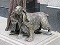 Constance Markievicz statue by Elizabeth McLaughlin – detail of Poppet (04).jpg