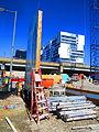 Construction east of Old Easteren Avenue, 2016 03 19 (15) (25889407966).jpg