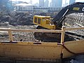 Construction vehicle north of Queen's Quay, 2015 09 23 (4).JPG - panoramio.jpg