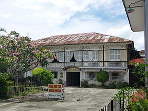 Arevalo, Iloilo City - Convent, otherwise known as a rectory, of the Santo Niño de Arevalo Parish, Villa de Arevalo, Iloilo City