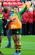 Cooper Cronk Australian rugby league player