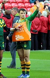 Cooper Cronk Australia international rugby league footballer