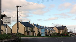 New housing in Cootehall