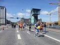 Copenhagen Marathon 2015 on Langebro 01.jpg
