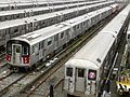 Corona Yard 7 trains.jpg