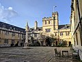 Corpus Christi College, Oxford - Quad.jpg