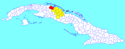 Corralillo (Cuban municipal map).png