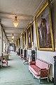 Corridor in the Castle of Valencay 02.jpg