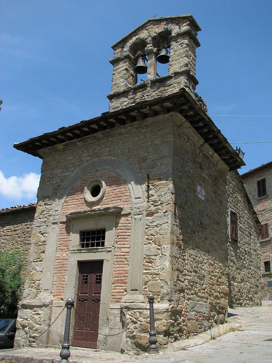 San Cristoforo, Cortona