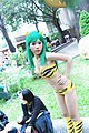 Cosplayer of Lum Invader from Urusei Yatsura 20090221 1.jpg