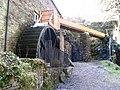 Cotehele Mill, Watermill - geograph.org.uk - 1211195.jpg