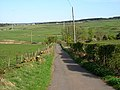 Country Road South of Newton Mearns - geograph.org.uk - 165099.jpg