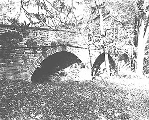 County Bridge No. 124 - County Bridge No. 124, 1982