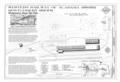 Cover and Site Plan - Western Railway of Alabama Montgomery Rail Shops, 701 North Perry Street, Montgomery, Montgomery County, AL HAER AL-186 (sheet 1 of 14).png