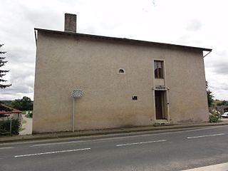 Crantenoy Commune in Grand Est, France