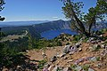 Crater Lake Garfield Peak Trail View of Rim Village.jpg
